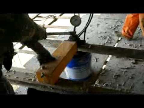 How to strengthening bridge with prestressed carbon fiber reinforced polymer(CFRP) laminte
