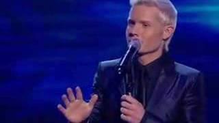 X Factor 4, ep 18, Rhydian (itv.com/xfactor)