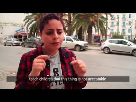 Street Harassment in Tunis