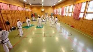 Harstad Taekwon-do skole Grytøy 1-3 april 2011