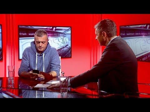 Sergej Trifunović u Pressingu: Nemamo više prava na grešku