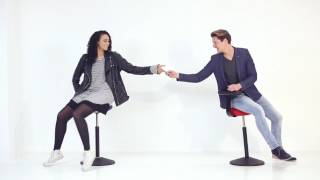 Backactive sitting, standing and moving - see it in our new video f...