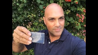 The Most VIP thing in my life, Global Entry Sentri Card,  US Customs