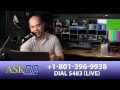 AskDJP Ep 01 - Live Video Production Call-In Question & Answer