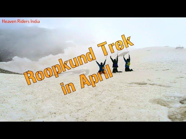 Roopkund Trek || Complete Expedition #Vlog