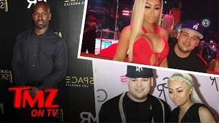 The Kardashian Sisters Are Over All The Rob and Chyna Drama | TMZ TV