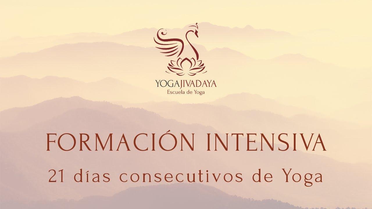 FORMACIÓN INTENSIVA | 21 días consecutivos de Yoga