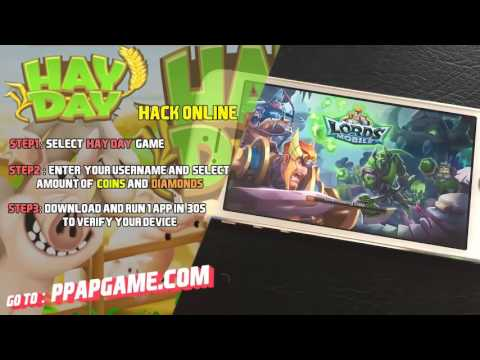 How To Hack Hay Day With Cydia 2017 - Hay Day Free Account
