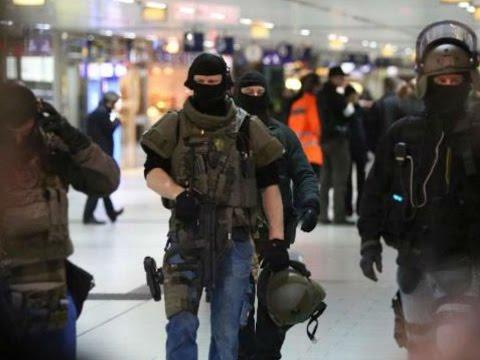 Düsseldorf: Angreifer nach Axt-Attacke in Hauptbahnhof identifiziert