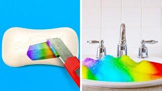 취미 아이디어 || 초보자를 위한 쉬운 비누 만들기 튜…