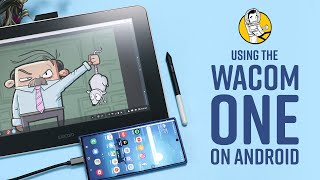 The Wacom One's New Android Drawing Features Explained