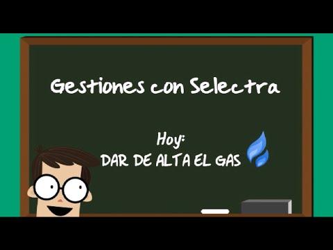 c mo dar de alta el gas natural youtube