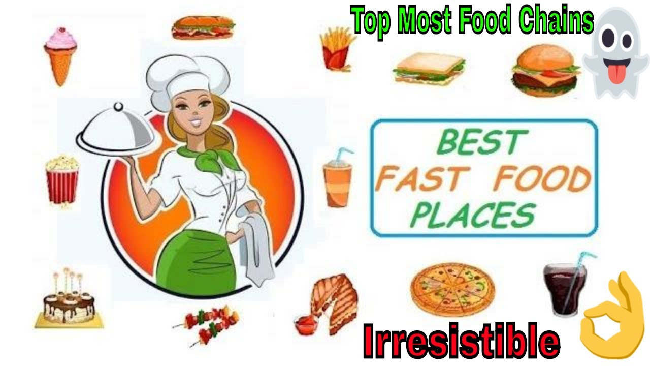 15 Best Fast Food Chains In India Top Most Fast Food Places Youtube