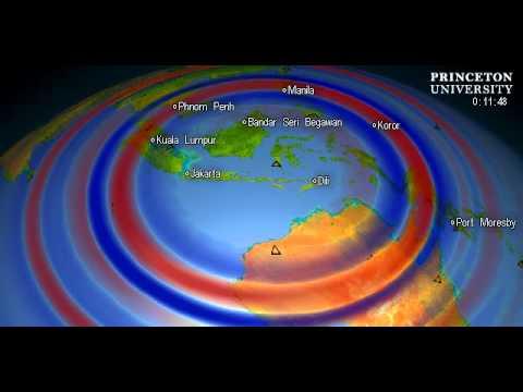 Magnitude 5.8 Quake, BALI SEA