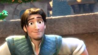 """You Make Me Smile Like The Sun""-Rapunzel & Eugene, Jack & Angelica {Birthday Video for Manda}"