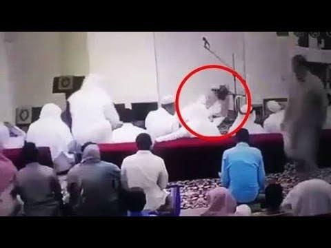 SubhanAllah imam Makkah meninggal Dunia setelah sholat HD