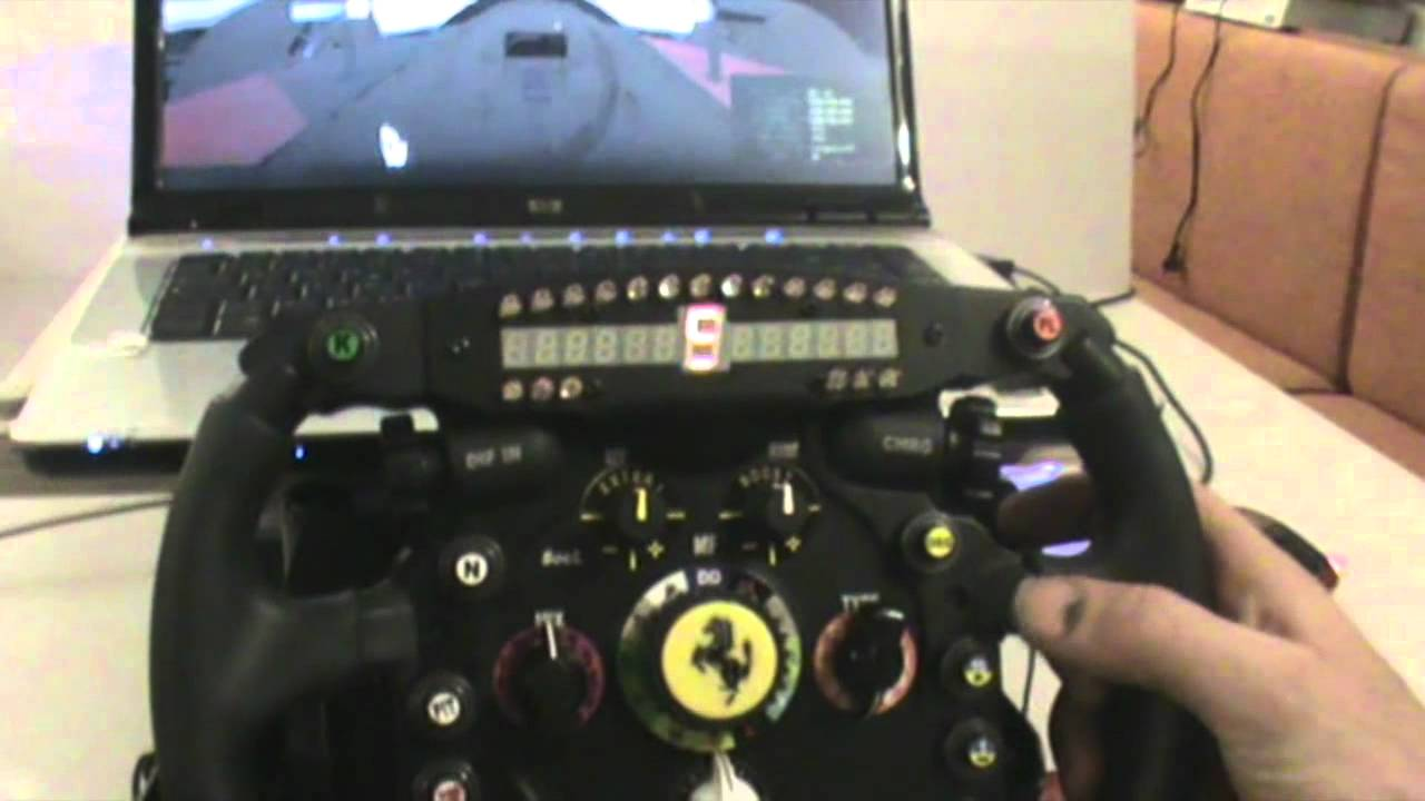 F1 Lights Out