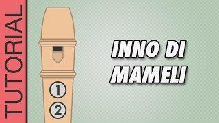 Il Canto Degli Italiani - Lezione Di Flauto