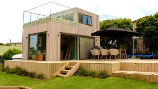 35 M2 Tiny House In New Zealand