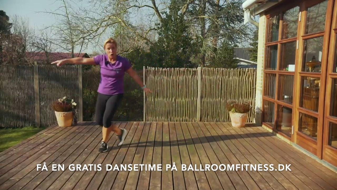 Teaser Ballroom Fitness - Elisabeth Dalsgaard