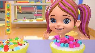 Baby Pat A Cake | Kindergarten Nursery Rhymes Songs for Children | Music for Kids | Little Treehouse
