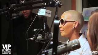 Amber Rose addresses the trolls, talks new movie, new book and a new