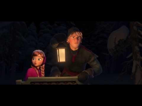 """disney's-frozen-""""wolf-chase""""-clip"""