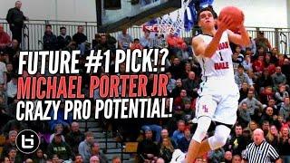 Future #1 NBA Draft Pick!? Michael Porter Jr ...