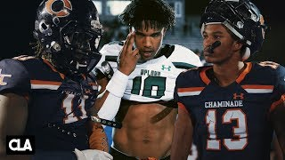 OVERTIME INSANITY! No. 1 LB Justin Flowe LAST HS GAME! Chaminade vs Upland | Playoffs Mixtape