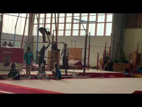 Tevy Seng Lanester gym Barres Test Interco