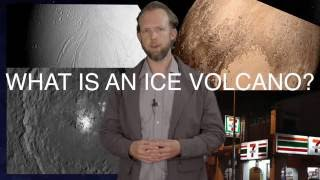 The Science Report: Space Ice!
