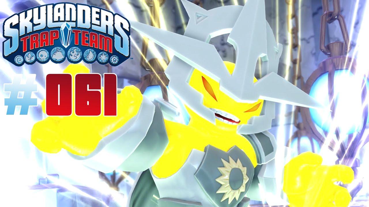 Skylanders Trap Team 061 Luminous ★ Let S Play Skylanders