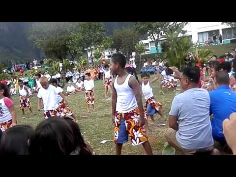Niuakoi's first May Day Performance for Ahuimanu Elementary School