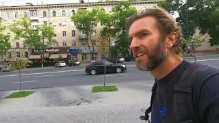 Walking Through The Streets Of Chisinau, Moldova