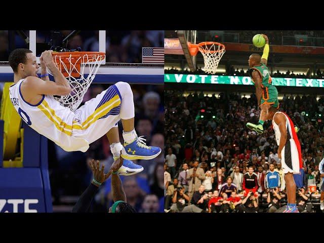 NBA Suprising/Rare Dunks