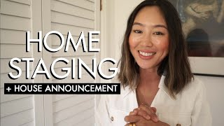 Home Staging + House Announcement | Aimee Song House Tour + House Decor | Song of Style