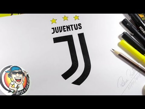 How To Draw The Juventus Shield Footsteps