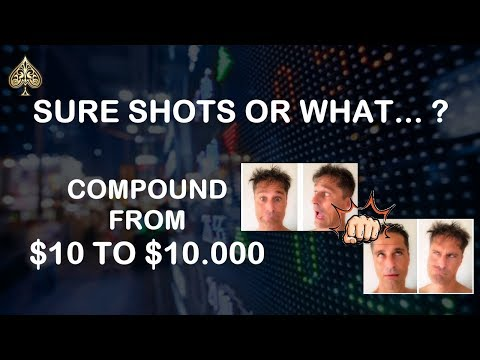 Live Compound session from $10 to $10.000. Binary Option Trading