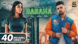 Akull - Bahana (Official Video) | Mellow D, Diffuni | VYRL Originals | Love Story | New Song