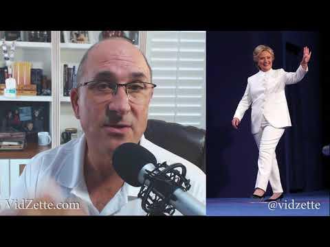 Podcast 36 - Hillary Falls Again