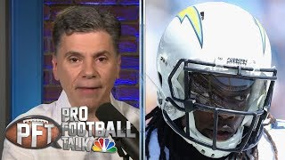 PFT Overtime: Is Melvin Gordon overplaying his hand with Chargers? | Pro Football Talk | NBC Sports