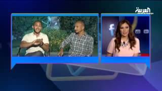 بالفيديو- خالد منصور وشادي ألفونس يحضران لتجربة شبيهة لـ