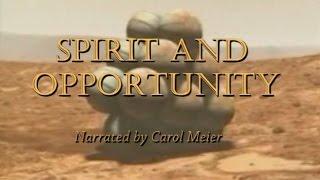 SPIRIT & OPPORTUNITY - Mars Rovers UPDATE