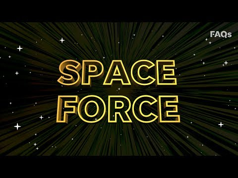 Why Trump's 'Space Force' isn't as crazy as it sounds