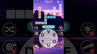 word: Wordscapes Level 1042