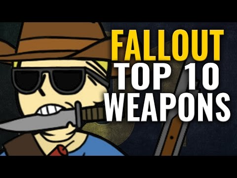 Top 10 Weapons in Fallout 3