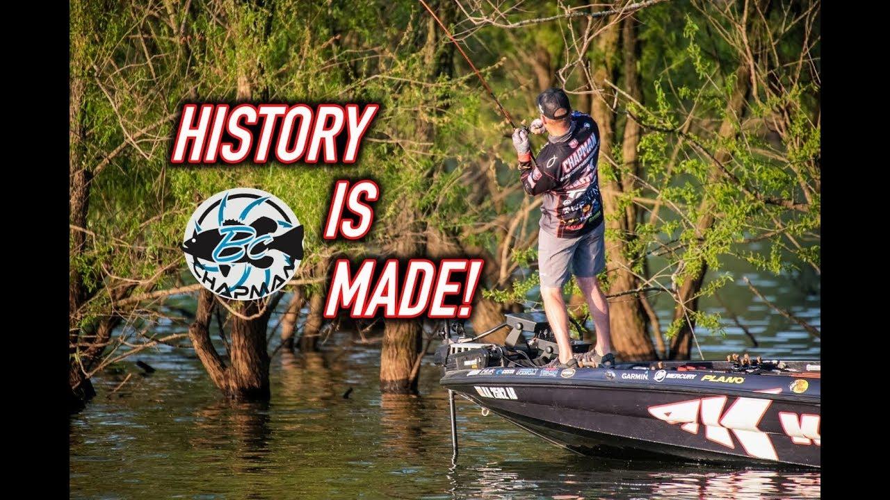 A NEW ERA in Pro BASS FISHING! Major League Fishing Pro ...