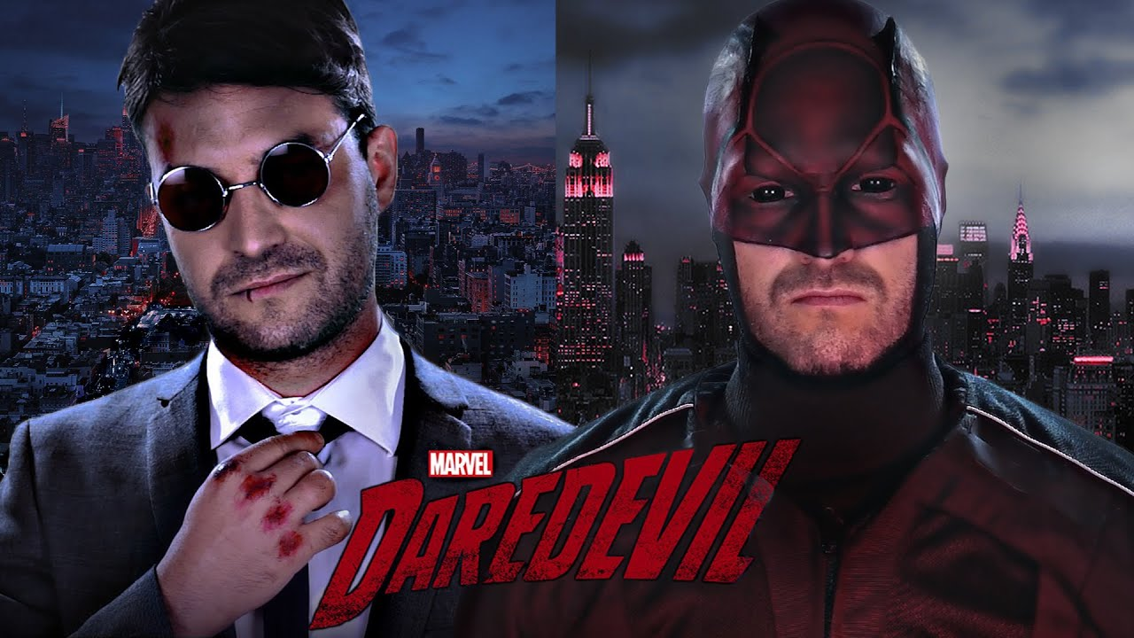 Daredevil and Halloween