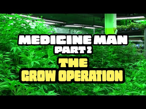 Medicine Man Special Part 2 // 420 Science Club
