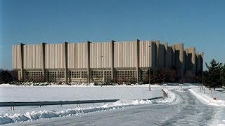 richfield coliseum s location fly over